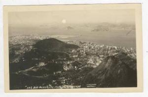 RP, Rio-Panorama Visto De Corcovado, Brazil, 1920-1940s