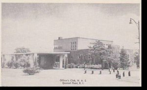 Rhode Island Quonset Point,The Officers Club N.A.S. Dexter Press Archives