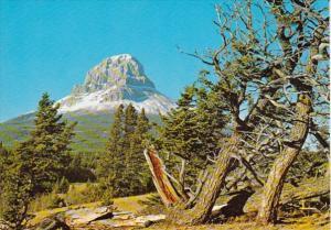 Canada Southern Alberta Crowsnest Mountain