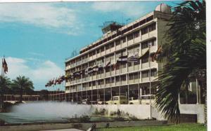 Exterior, International Airport Hotel,San Juan,Puerto Rico,40-60s