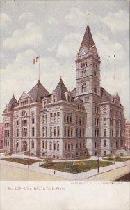 City Hall Saint Paul Minnesota 1910