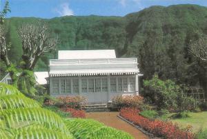 Ile de La Reunion Ocean Indien Case Creole Plaine des Palmistes