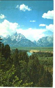 Grand Teton Mountain, Grand Teton National Park