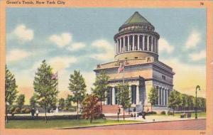 New York New York City Grants Tomb