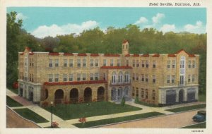 HARRISON , Arkansas, 1910s; Hotel Seville