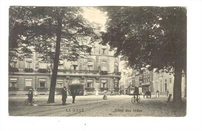 La Have , Hotel des Indies, PU-1909