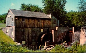 New Hampshire Derry Historic Taylor Saw Mill