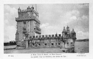 Portugal Lisboa Bella Torre Belem Bom-Successo notable Tour Bethleem