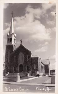 RP: St Eugene Church , GRANBY , Quebec , Canada , 30-40s