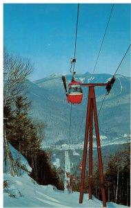 Postcard Loon Mountain Recreation Area On Kancamagus Hwy, Lincoln, New Hampshire