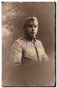 PHOTO CARD Soldier militaria
