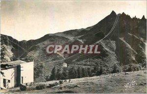 Modern Postcard Mont Dore Sancy Sancy Teleferique