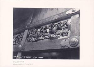 RP, Monkey Relief, Nikko, Japan, 1956