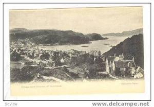 Oban and Sound of Kerrara, Scotland, 00-10s