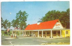 Cobb's Motel and Restaurant, North Carolina,40-60s