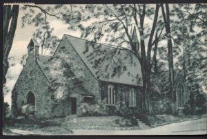New York LONG ISLAND Episcopal Church Oyster Bay - pm1948 - Divided Back