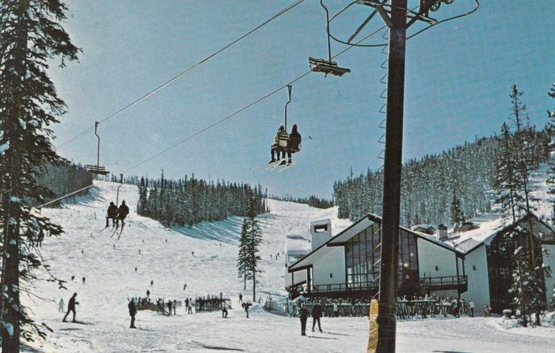 WINTER PARK , Colorado , 1974 ; Skiing