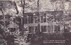 Massachusetts Northampton Faculty Center Smith College Artvue
