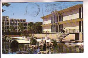 McGregor Memorial Conference Center, Wayne State University, Birmingham, Mich...