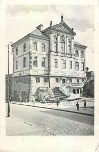 Postcard Czech Republic Caly Narod Buduje Swoja