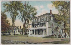 Revere House, Canton ME