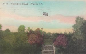 WARWICK, New York, 00-10s; Sherwood Hall Grounds