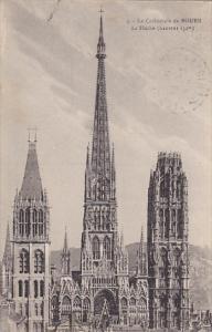 France Rouen La Cathedrale La Fleche 1930