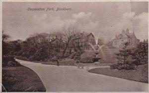 RP; BLACKBURN, Lancanshire, England, PU-1912; Corporation Park