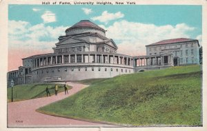 NEW YORK, 1900-1910's; Hall Of Fame, University Heights