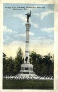 Chickamauga Battlefield - Chattanooga, Tennessee