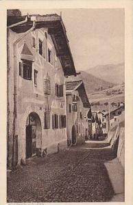 Bundner Hauser , Switzerland, 1910s