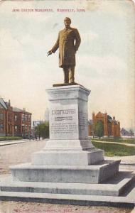 Tennessee Nashville Jere Baxter Monument 1911