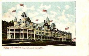 NH - Bretton Woods. Mt. Pleasant House