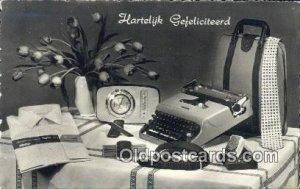 Hartelyk Gefeliciteerd 1961