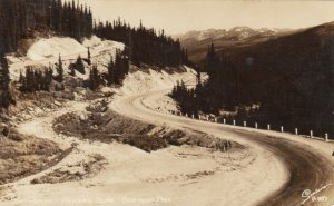 RP: BERTHOUD PASS , Colorado , 1943 ; Sanborn B-883