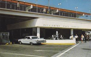 SEATTLE , Washington, 1940s-1960's; State Ferry Terminal