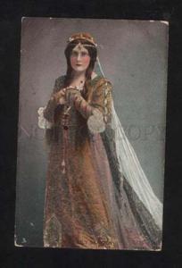 072870 Lily BRAYTON Theatre DRAMA Star Vintage Color TUCK 4413
