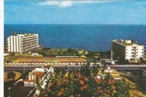 Hotel Triton Aerial View Benalmadena Costa Del Sol Spain