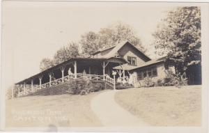 RP: CANTON , Maine , 1910s ; Pinewood Camp