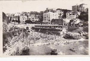 France Biarritz Hotels des Roches et Embruns et les Bains du Port Vieux Photo
