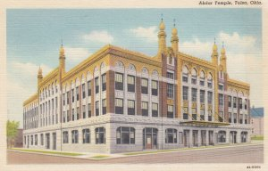 TULSA , Oklahoma , 1930-40s ; Akdar Temple #2