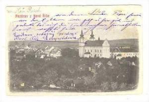 Pozdrav z Nove Rise, Czech Republic (Austria), PU 1903