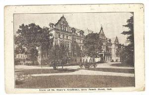 View of St. Mary's Academy, near South Bend, Indiana,  PU-00-10s
