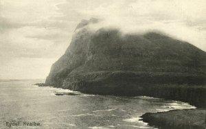 denmark, Faroe Islands, KVALBØ HVALBA, Eydet, Panorama (1910s) Postcard