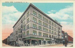 CLARKSBURG , West Virginia, 1910s; Hotel Gore