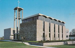 Lutheran Seminary & University , WATERLOO , Ontario , Canada, 50-60s