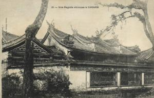 CPA Vietnam Indochine - Une Pagode chinoise à Cholon (62647)