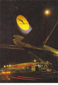 Advertising Lufthansa