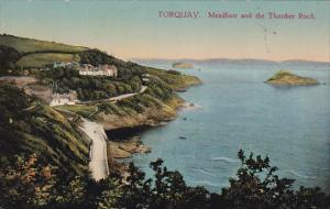 Meadfoot And The Thatcher Rock, TORQUAY (Devon), England, UK, 1900-1910s