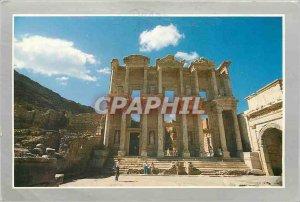 Postcard Modern Turkey Ephesus Celcus Library